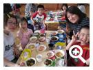 保育参観と試食会(3歳以上児)
