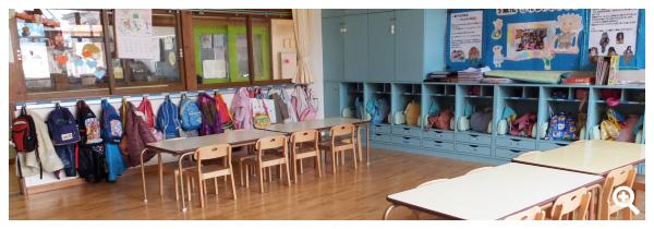 3歳以上児保育室(きりん組・ぱんだ組・らいおん組)